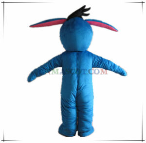 Eeyore Donkey Cartoon Character Mascot Costume Hot Sale pictures & photos