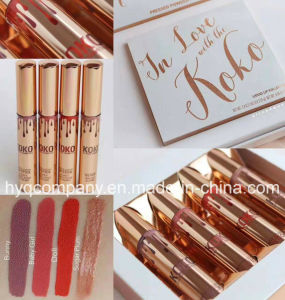 Hottest Kylie Koko in Love Kollection 4PCS/Set Lip Stick pictures & photos