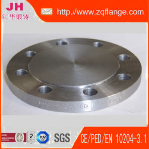 Carbon Steel Flange of DIN2527 Pn10 Dn80 pictures & photos