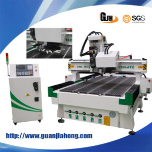 Hsd, Syntec, 4′x8′, Carousel Tool Magazine, 1325 Atc Woodworking CNC Router pictures & photos