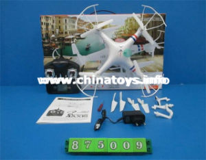 2.4G 4-Axis R/C Aircraft/6-Axis Gyro with Light& Camera Toy (875009) pictures & photos