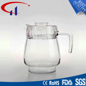 Handmade High-Quanlity Best-Sell Borosilicate Glass Teapot (CHT8113) pictures & photos