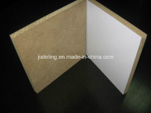 15mm Melamined MDF, 15mm Melamine Faced MDF pictures & photos
