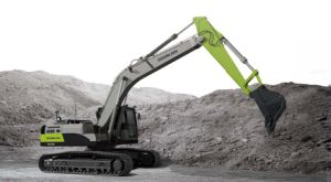 Ze260e Enhanced Equipment Hydraulic Cylinder Excavator pictures & photos