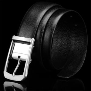 Luxury Brand Belts Mens Fashion High Quality Cowskin Genuine Leather pictures & photos