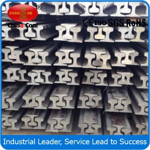 High Quality Steel Rail Tracks for Sale pictures & photos