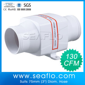 Seaflo 130cfm Portable Industrial Exhaust Fan pictures & photos
