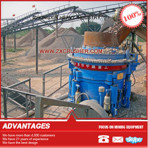 200-300 Tph Basalt Crushing Plant pictures & photos