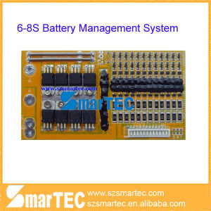 24V LiFePO4 E-Bike Battery BMS PCM Circuit Board