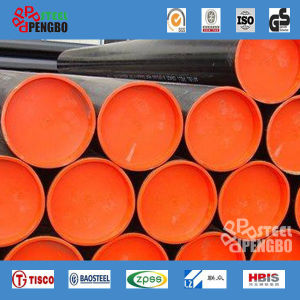 ASTM API 5L Black Carbon Steel Pipe pictures & photos
