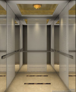 Fjzy-High Quality and Safety Passenger Elevator Fjk-1685 pictures & photos