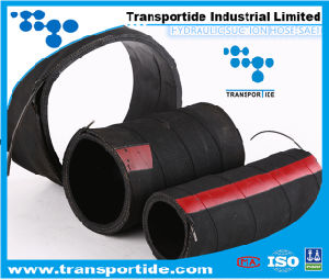 Steel Wire Spiral Oil Suction Hose SAE100r4 pictures & photos
