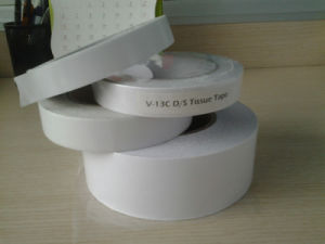 Double Sided Tissue Tape (resist high temperature) pictures & photos