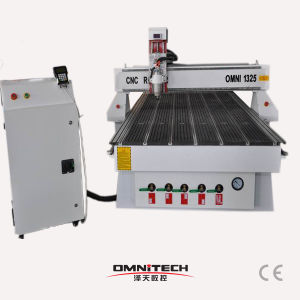 Nc Studio 1325 Wood Cutting Machine/Wood CNC Cutting Router Machine pictures & photos