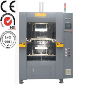 Water Saving Container Hot Plate Welding Machine (KEB-6550) pictures & photos