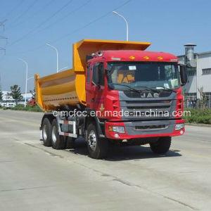 JAC 10wheels 6X4 Heavy Duty Truck Dump Truck pictures & photos