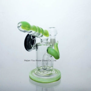 Bubbler Smoking Glass Water Pipe Hookah Hand Blown Heady Tobacco Bubbler Wholesale pictures & photos