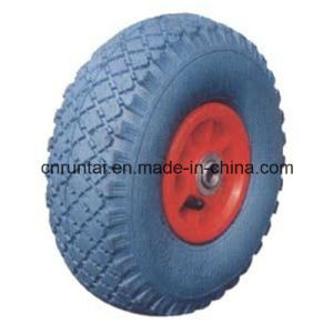 China 10 Inch Inflatable Rubber Wheel pictures & photos