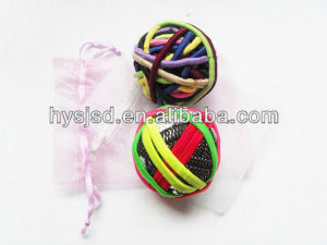 Factory Hair Elastic Girls Elastic Hairbands pictures & photos