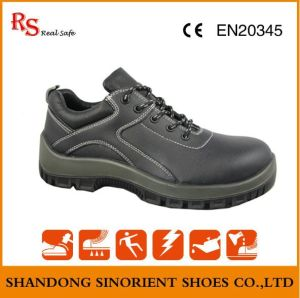 Slip Resistant PU Sole Protective Safety Shoes RS003 pictures & photos