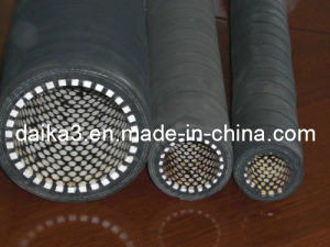 Used in Steel Mill Ceramic Lined Rubber Hose