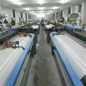 High Speed Air-Jet Weaving Loom Machine with Cam Shedding pictures & photos
