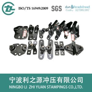 Plg System for Automobile Trunk Bracket Stampings pictures & photos