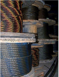 Non-Rotating Steel Wire Rope 18*7 19*7 pictures & photos