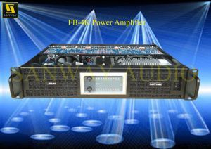 Professional Power 850W Amplifier (FB-4K) pictures & photos