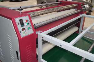 Heat Transfer Printing Machine to Print Cylinder, Round, Flat Shape (Bd420/2500)