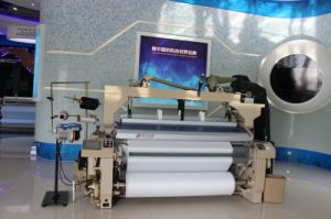 Double Nozzle Power Loom for Sales pictures & photos