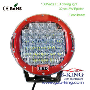 160watts 32PCS*5W Epistar LED Driving Work Light pictures & photos