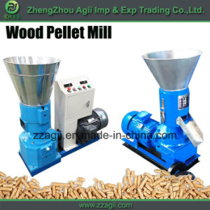 China Factory Mini Wood Pellet Machine Small Pellet Mill for Home Use pictures & photos