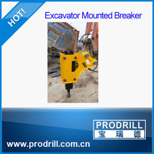 Hydraulic Breaker Drill Machine for Drilling pictures & photos