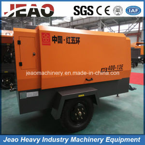 Best Selling Product- Mobile Diesel Rotary Air Compressor Manufacturers pictures & photos