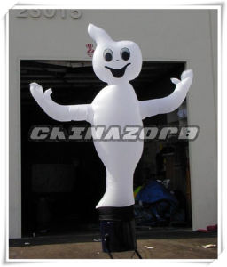 Funny Ghost Image Inflatable Air Man Sky Dancer pictures & photos