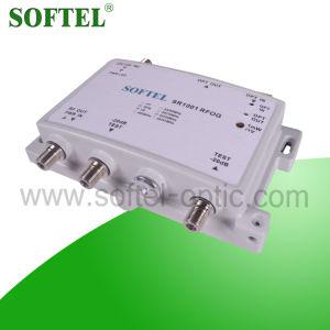 5-1000MHz Bi-Directional Mini Optical Fiber Rfog Node pictures & photos