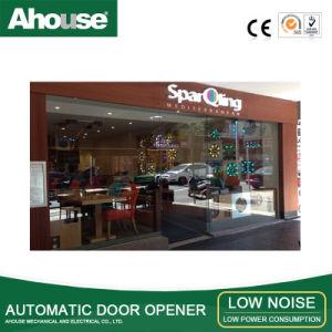 Automatic Sliding Doors Use Optical or Motion Detection Sensors