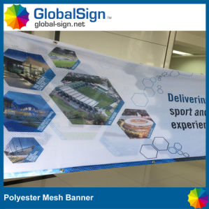 Wholesale Factory Best Price Mesh Banners Polyester Backdrop Banners pictures & photos