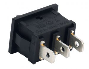 Sokne Rk2-18 1X2 Micro Rocker Switch pictures & photos