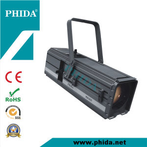 Professional 2000W 10~25deg Halogen Stage Profile Spotlight, Source Four, Image Spot Light, Gobo Projector