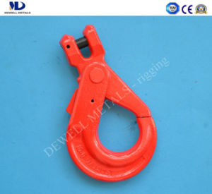 G80 Clevis Self-Locking Hook pictures & photos