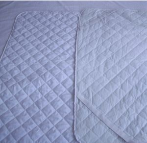 Hot Selling Super Soft Cheap Waterproof Fitted Quilted Crib Pad pictures & photos