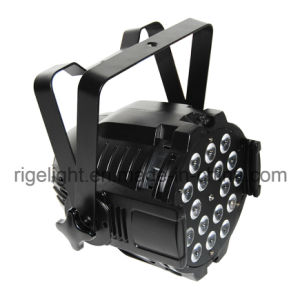 4in1 RGBW 18*10W LED PAR Light pictures & photos