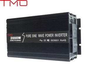Pure Sine Wave off Grid 2kw Power Inverter 2000W 230V 12V pictures & photos