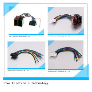 OEM Factory Price Auto Pioneer Car Radio Stereo Connector Wire Harness pictures & photos
