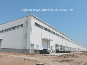 Energy Saving and Low Cost Steel Structure Warehouse Building pictures & photos