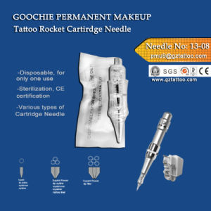 Rockedt Tattsoo Nessedle Cartriddge Inks for Persmasnent Makdeup pictures & photos