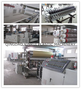 Plastic Board Machines Factory of Recyled Old PVC pictures & photos