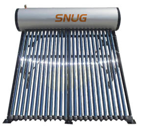 Heat Pipe Pressure Solar Hot Water Heater pictures & photos